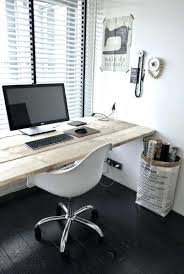 office floating desk small. Home Desk Ideas Simple Wood Floating Small Office Furniture Ikea O
