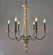 unusual modern french country chandelier inside rustic crystal 6 light image inspirations
