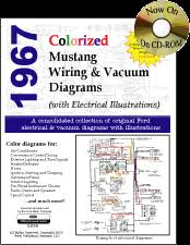 1967 mustang wiring & vacuum diagrams 1967 Mustang Wiring Diagram 1967 ford mustang wiring & vacuum diagrams 1967 mustang wiring diagram free