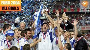 UEFA Euro 2004 in Portugal. All Goals. - YouTube