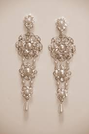 46 clip on earrings for wedding crystal bridal earrings wedding earrings long bridal earrings organiccollective org