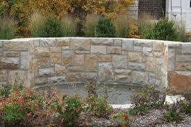 what is a retaining wall types