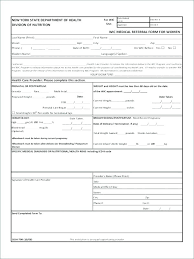 Referral Form Templates Referral Form Template 9 Free Documents Download Client Dental