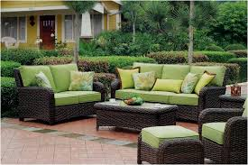 wicker patio furniture cushions porch better homes and gardens replacement garden chair