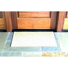 monogram door mat entry rugs indoor outdoor mats design inside front idea 13