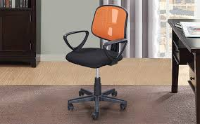 royaloak florida computer chair with adjule height and nylon mesh