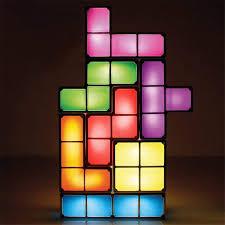 Buy Tetris Light Tetris Lamp Stackable Led Table Lamp Mood Light Diy Retro