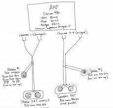 amp speaker wiring, series vs parallel, help please boats Speaker Circuit Diagram Wiring Diagrams For Polk Floor Speakers #30