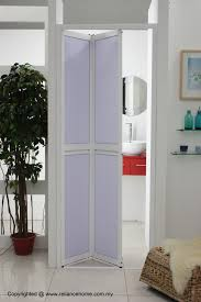 install bathroom sliding door with black wood frame door plus use panel door glass obscure could be an option for your bathroom