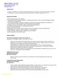Radiologic Technologist Resume Examples Download Now Medical