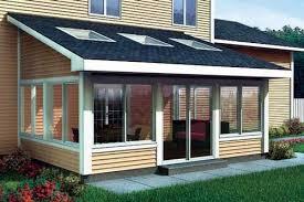 installing a porch enclosure