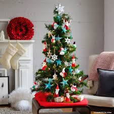 Simple Kids Christmas Tree Ideas  Lia GriffithChristmas Tree Kids