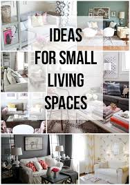 for small living spaces