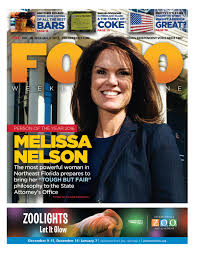 12 28 16 MELISSA NELSON 2016 Person of the Year by Folio Weekly.