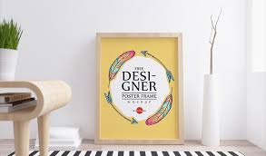 You can now use this frame mockup to present your work. 25 Free Realistic Wall Frame And Poster Mockups Psd Cssigniter