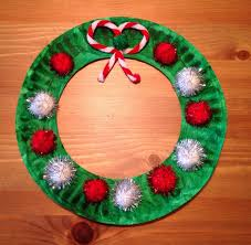 Christmas Paper Plate Crafts For Kids  Crafty MorningChristmas Arts And Crafts For Preschoolers