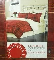martha stewart duvet cover duvet cover full queen red plaid flannel martha stewart duvet cover tutorial
