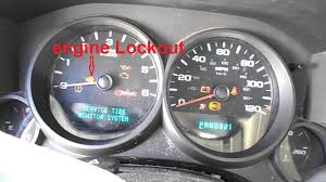 Chevy Silverado Security Light 2007 Chevy Silverado Will Not Start Thought It Was A Battery Problem