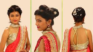 Bridal Juda Hairstyle Step By Step Best Hairstyle Photos On