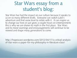 quoting concluding tips star wars essay