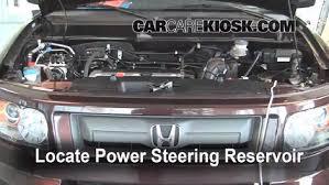 replace a fuse 2003 2011 honda element 2008 honda element sc fix power steering leaks honda element 2003 2011
