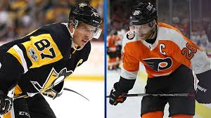 flyers nhl penguins to take on flyers in first round of nhl playoffs cbs