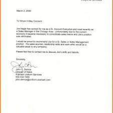 Letter Of Recommendation Supervisor Recommendation Letter Template Manager Refrence Sample Re Mendation