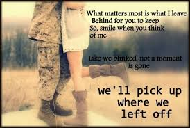 Military Love Quotes Mesmerizing Good Military Love Quotes Managementdynamics