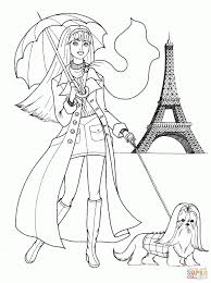 Small Picture Coloring Pages Printable Eiffel Tower Coloring Pages Coloring Me