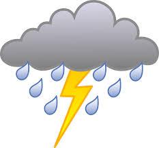 Image result for rainstorm clipart