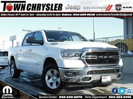 Pre-Owned 2019 Ram 1500 Big Horn/Lone Star 4D Crew Cab in Wenatchee ...