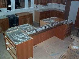 after experiencing radiant heat granite heated countertops