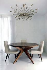 inspiring mid century dining room table decor