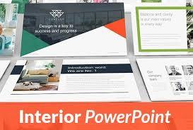 Powerpoint Designs Free Download Interior Design Presentation Templates Free Download