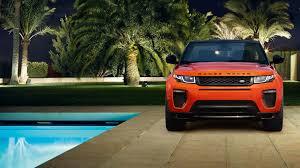 2018 Range Rover Evoque Convertible - Image Gallery | Land Rover USA