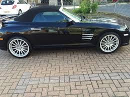 chrysler crossfire srt6 black. 2006 chrysler crossfire srt6 auto black very rare chrysler crossfire srt6 black b