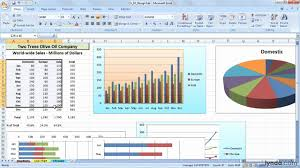 Different Types Of Charts In Ms Excel 2007 34 Years Of Microsoft Excel Design History 71 Images