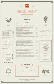 Restaurant To Go Menus Gaslight Menus Love It I Always Wanted To Go There Since I