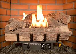 gas fireplaces have many advantages over wood burning units