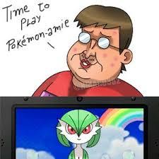 Pokemon Amie Gardevoir by fatwizard - Meme Center via Relatably.com