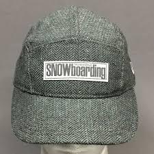 details about transworld snowboarding x new era 5 panel adjustable leather strapback hat cap