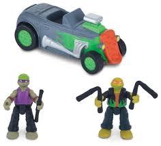 <b>Игровой набор Playmates TOYS</b> TMNT Скоростной кабриолет ...