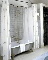 smlf to loos you just love double shower curtains wrap around shower curtain rod smart rod double