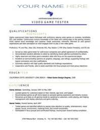 Game Tester Cv Enchanting Game Testing Interview Questions On Tricky Software