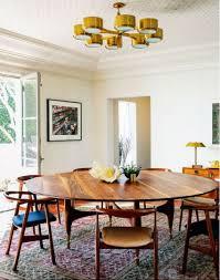 Mid Century Modern Dining Room Sets Mid Century Modern Dining Room - Round modern dining room sets