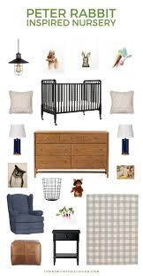 kitty otoole elegant whimsical bedroom: create a charming peter rabbit nursery thats vintage with just enough modern flair to make it