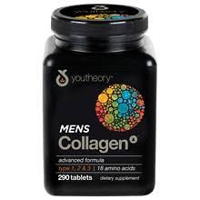 Youtheory <b>Mens Collagen Advanced</b> Formula | Walgreens