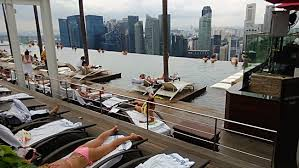 infinity pool singapore hotel. Infinity Pool Singapore Hotel