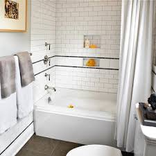 Fine Bathroom Subway Tiles Tile Shower Surround U And Beautiful Design