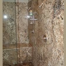 dress up your bath tub shower wall surrounds using the maintenance free and high style option to natural stone marble granite walls
